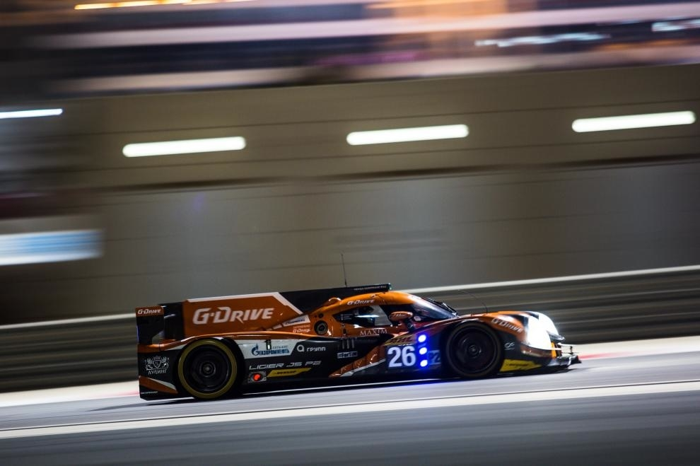 The G-Drive Racing squad came out on top in the battle for LM P2 honors at the final round of the FIA World Endurance Championship in Bahrain on Saturday. Roman Rusinov (RUS), Julien Canal (FRA) and Sam Bird (GB) won the six-hour race in the Nissan NISMO powered No.26 Ligier JS P2, securing both the driverÕs and teamsÕ championships in the LM P2 class.