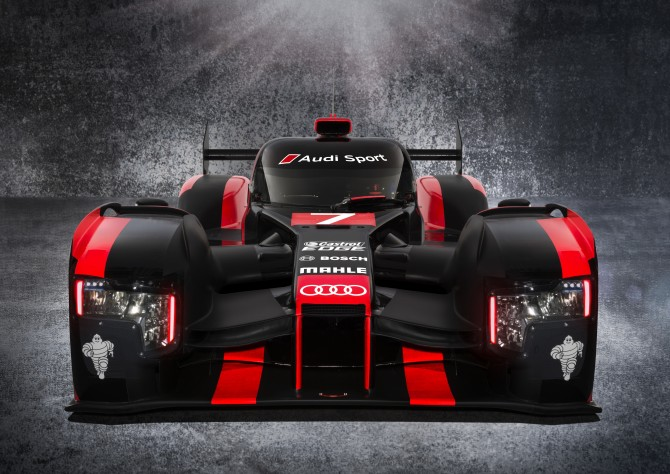 Audi R18 For 2016