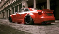 Liberty Walk Audi A5/S5/RS5