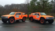 Robby Gordon Is Entering Two Gordini's In Dakar 2016