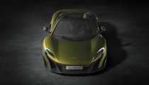 McLaren's 675LT Spyder – LT Is For Long Tail!
