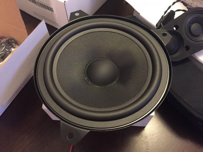 BavSound E46 Speaker Upgrade