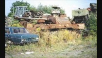 For Sale: WWII Tank!