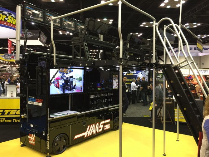 PRI: CTech's Ultimate Pit Cart