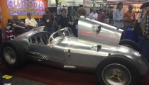 PRI: Awesome Aluminum Roadster