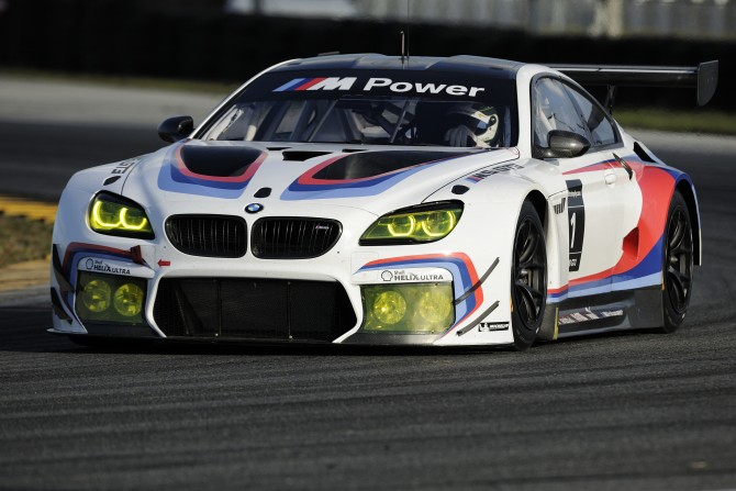 BMW Announces Motorsport Plans for 2016