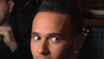 Lewis Hamilton Makes Music