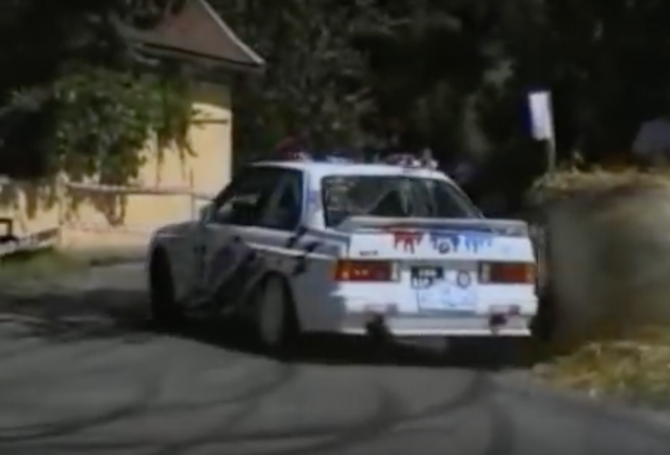 90 Minutes of E30 M3 Rally Racing!