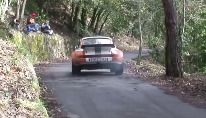 Pure Sound: Historic Rally Cars