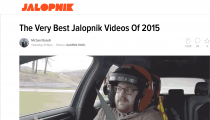 The Best Jalopnik Videos Of 2015