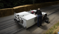 The Chaparral Fan Car – 2J