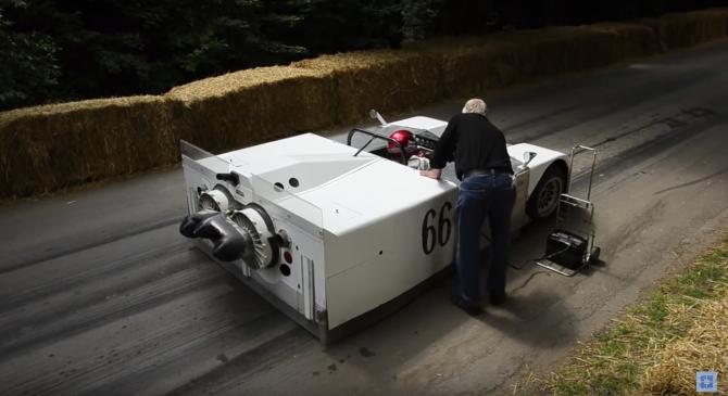 The Chaparral Fan Car – 2J