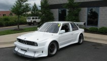 For Sale: Widebody Turbo M52 E30