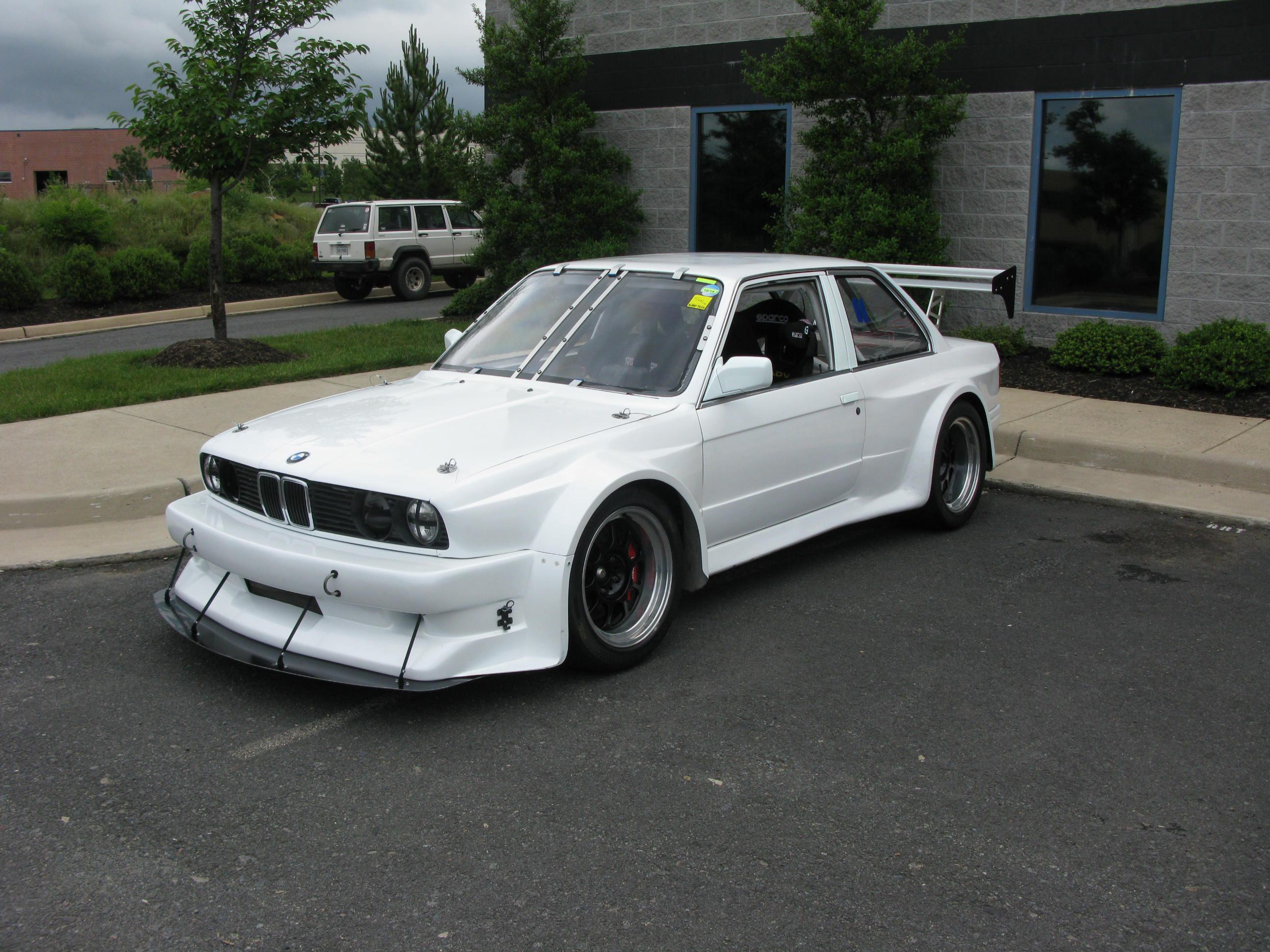 For Sale Widebody Turbo M52 E30 Build Race Party