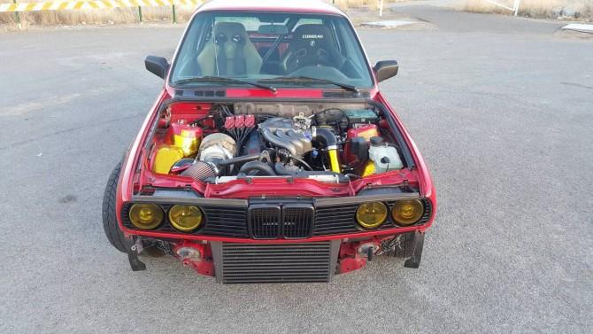 KA Motors E30 Turbo Kit!