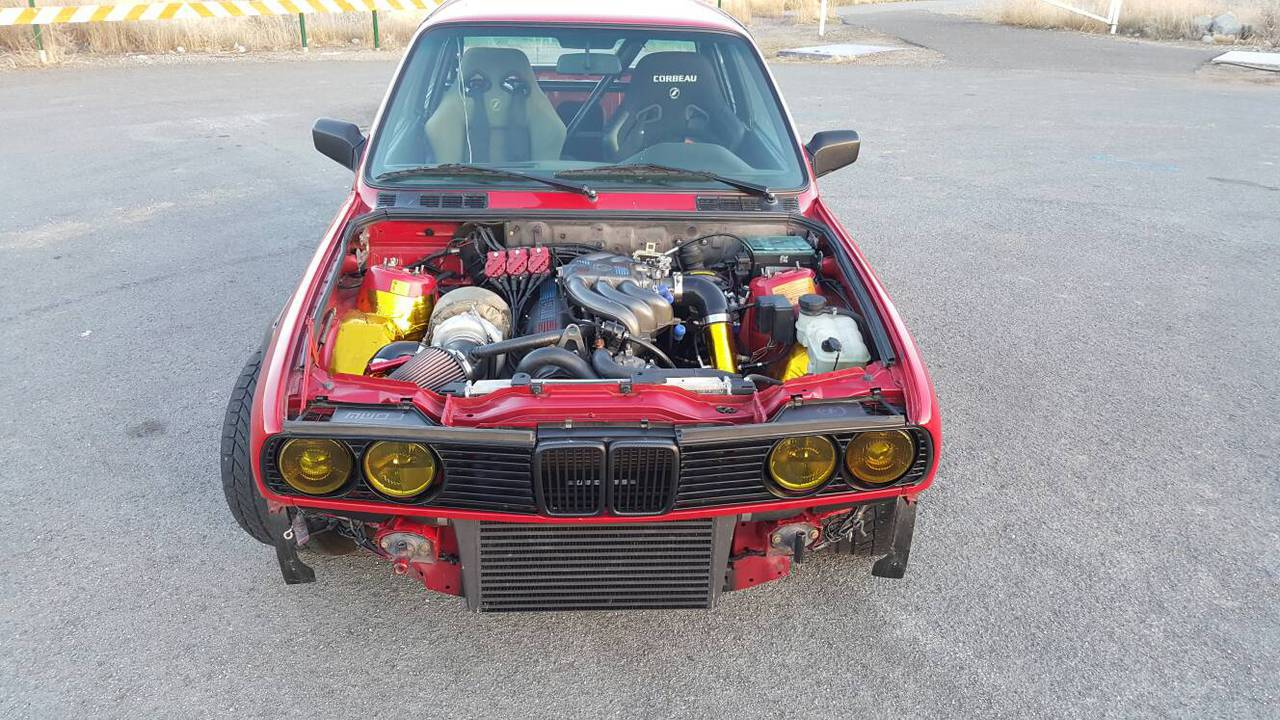 Ka Motors E30 Turbo Kit Build Race Party
