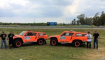 Robby Gordon and Sheldon Creed Pre-Dakar Interview