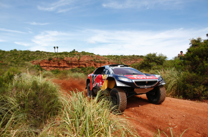 Dakar 2016 – Prologue & Day 1