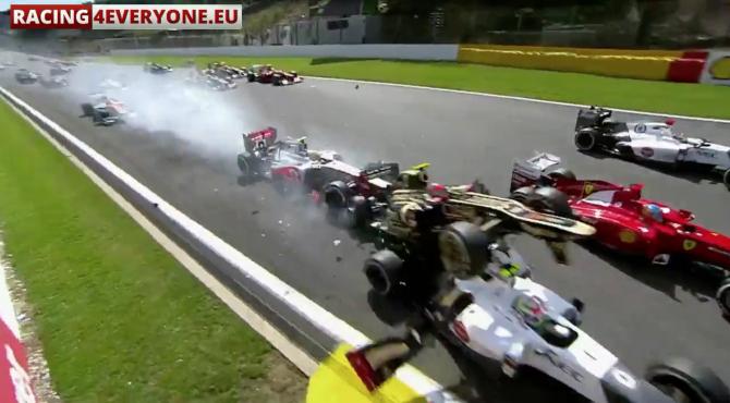 Formula 1 2015 Season Review