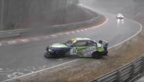 Nurburgring Crashes 2015