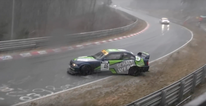 Nurburgring Crashes 2015