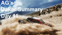 AG's Dakar Updates – Day 11