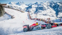 Toro Rosso Hits The Ski Slopes