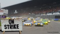 Racers Go On Strike At The Nurburgring