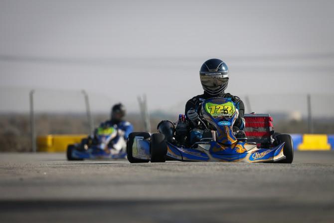 SKUSA Pro Kart Challenge Rd 1