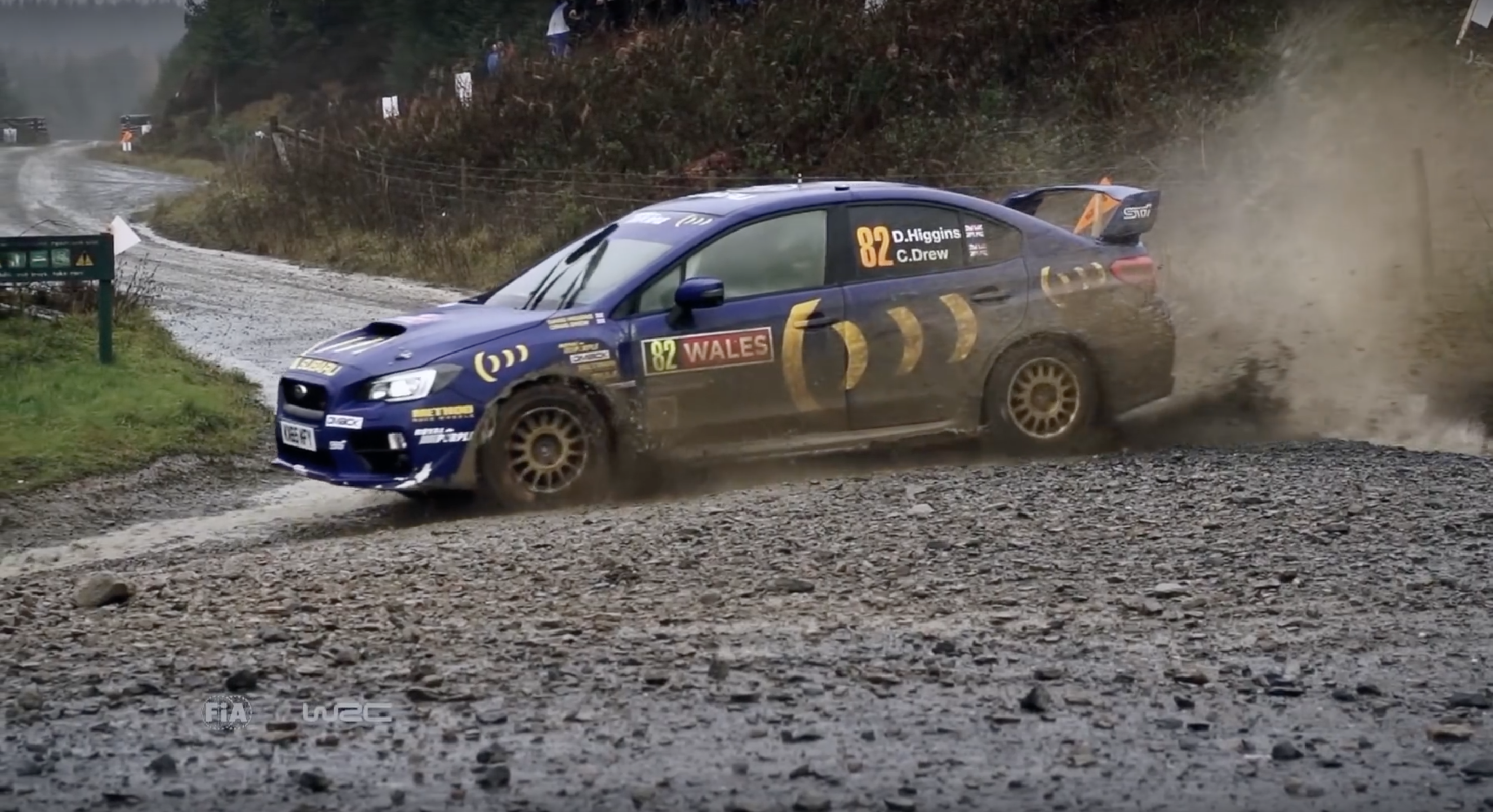 Launch Control subaru mcrae higgins