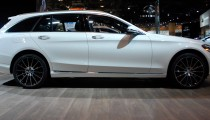 Mercedes Benz C300d Wagon Out-Muscles and Undercuts Price of BMW 328d Wagon in Canada