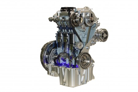Ford's 3 cylinder EcoBoost is an impressive engine.