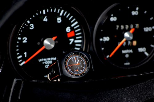 Watches inspired by Cars: Straton Watch Co.