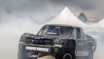Toyota Returns to Desert Racing with BJ Baldwin!