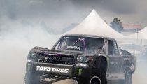 Toyota Returns to Desert Racing with BJ Baldwin!