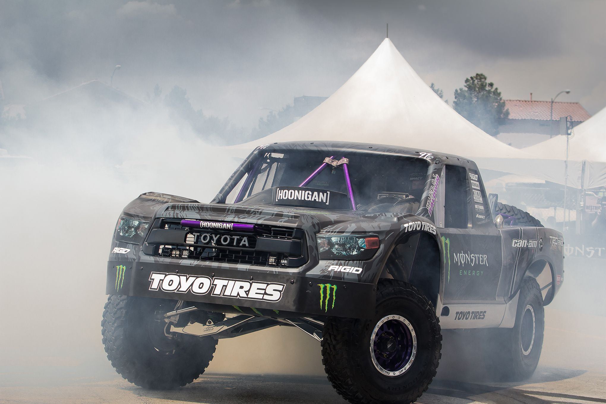 Toyota Returns to Desert Racing with BJ Baldwin! – Build Race Party