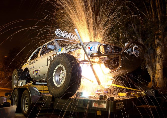 DIY Baja – The Return of the Pig!