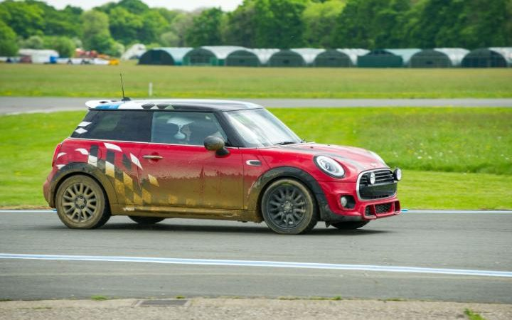 Top gear mini rallycross