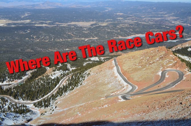Pikes Peak Hill Climb Was Last Weekend… And Why You Didn't Know