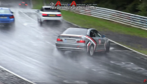 Nurburgring Crash, Fail, and Win!