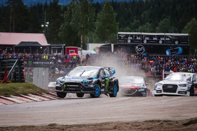 BAKKERUD Wins Two Races Back to Back, Moves Into 3rd In The World RX Championship