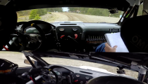 Try to Follow Rally Pace Notes!