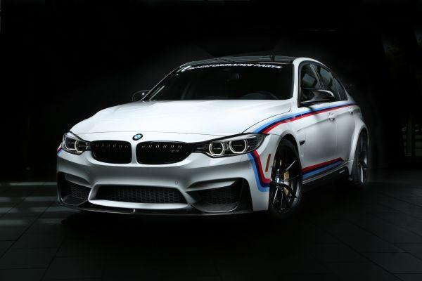 """BMW at SEMA: """"racing-inspired"""" driving dynamics"""