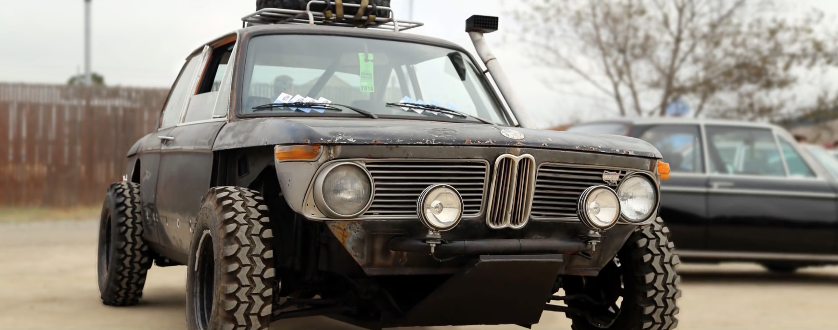 off road bmw 2002