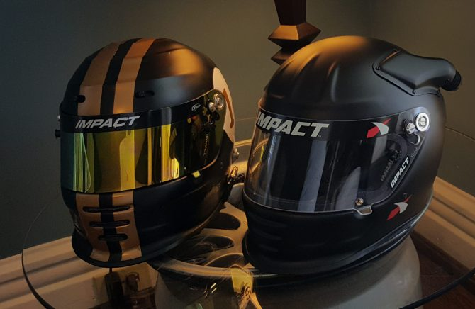 Forced air helmets: Impact Draft vs. Air Draft