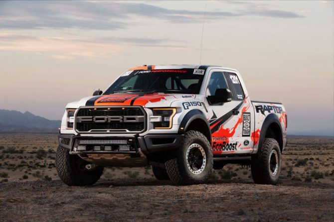 2017 Ford Raptor: Baja 1000 Stock Full Class
