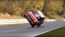 Nurburgring On Two Wheels!
