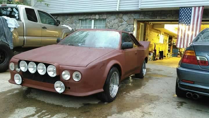 Lancia 037 replica