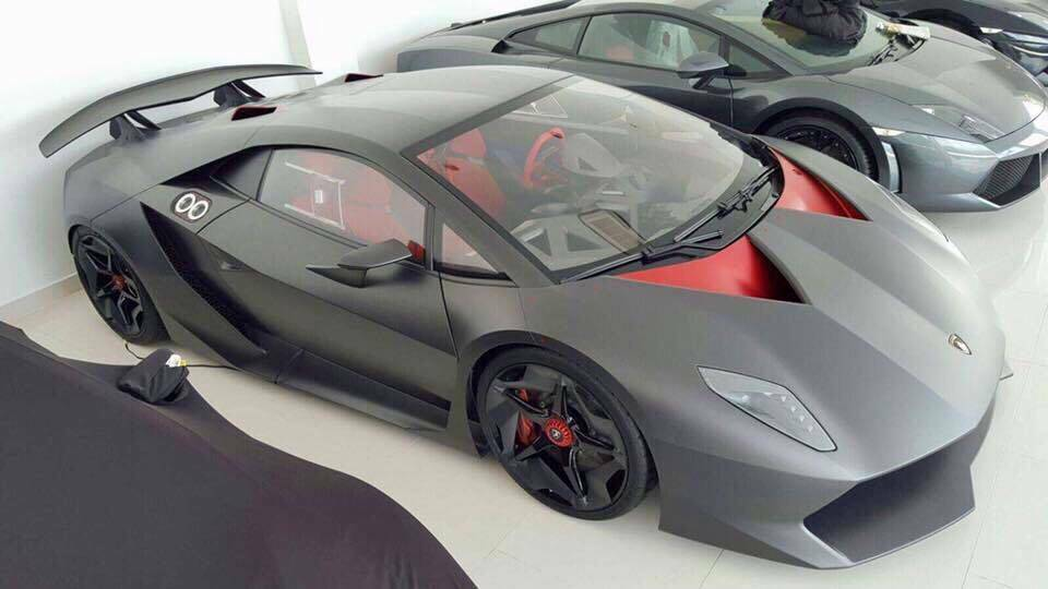 Lamborghini Sesto Elemento On Craigslist Build Race Party