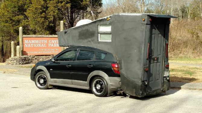 For Sale: Redneck RV